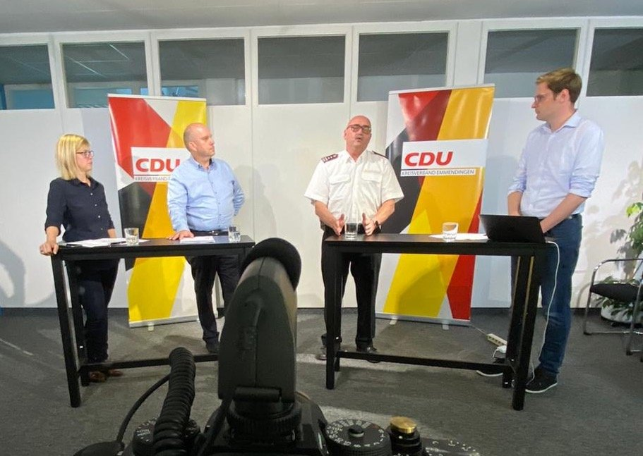 "Kreis-CDU startet mit neuem Format ""Dialog-Tour"""