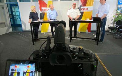 Digitale Dialogtour des CDU Kreisverband Emmendingen