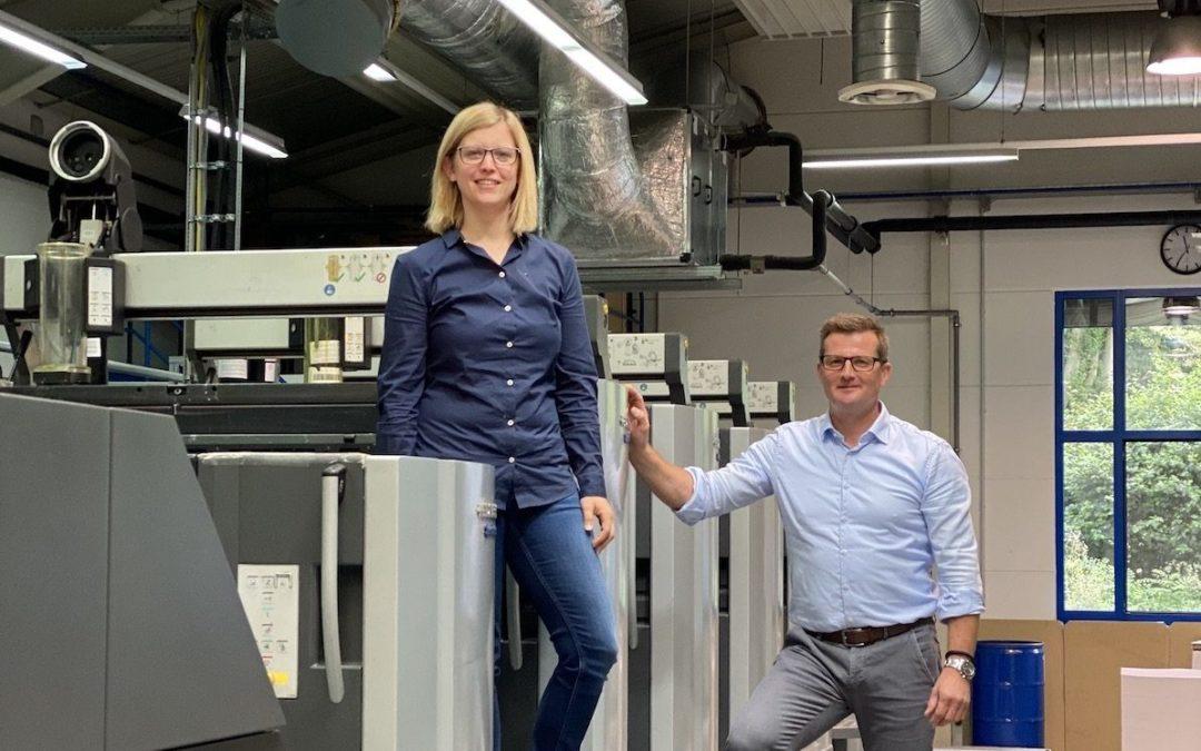 Besuch bei der innovativen Druckerei burger][druck in Waldkirch