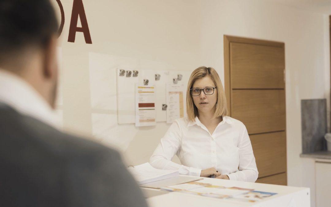 Jutta Zeisset besucht Pflegdienst LaVida in Wyhl